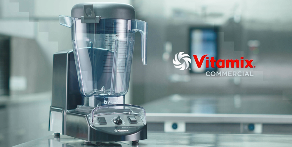 An Introduction to Vitamix Commercial Blenders