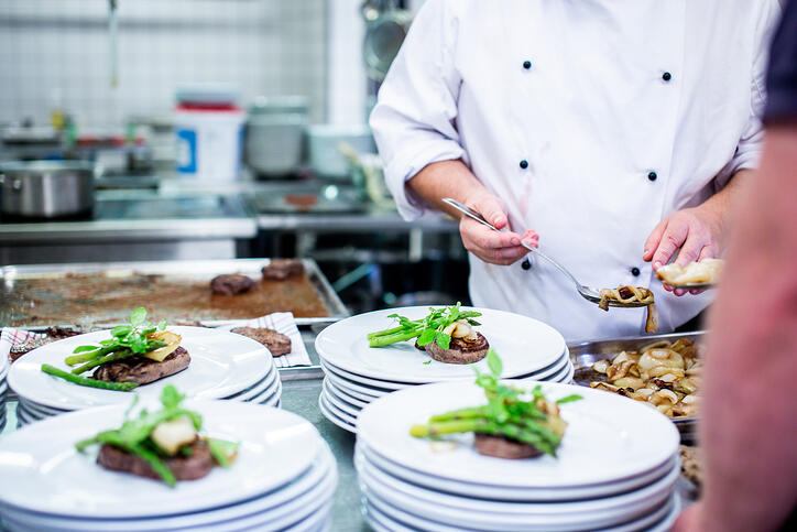Induction Cooking in the Heart of the Electric Commercial Kitchen
