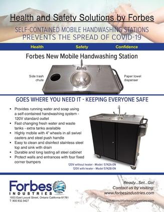Handwashing Station Solution (rev1)