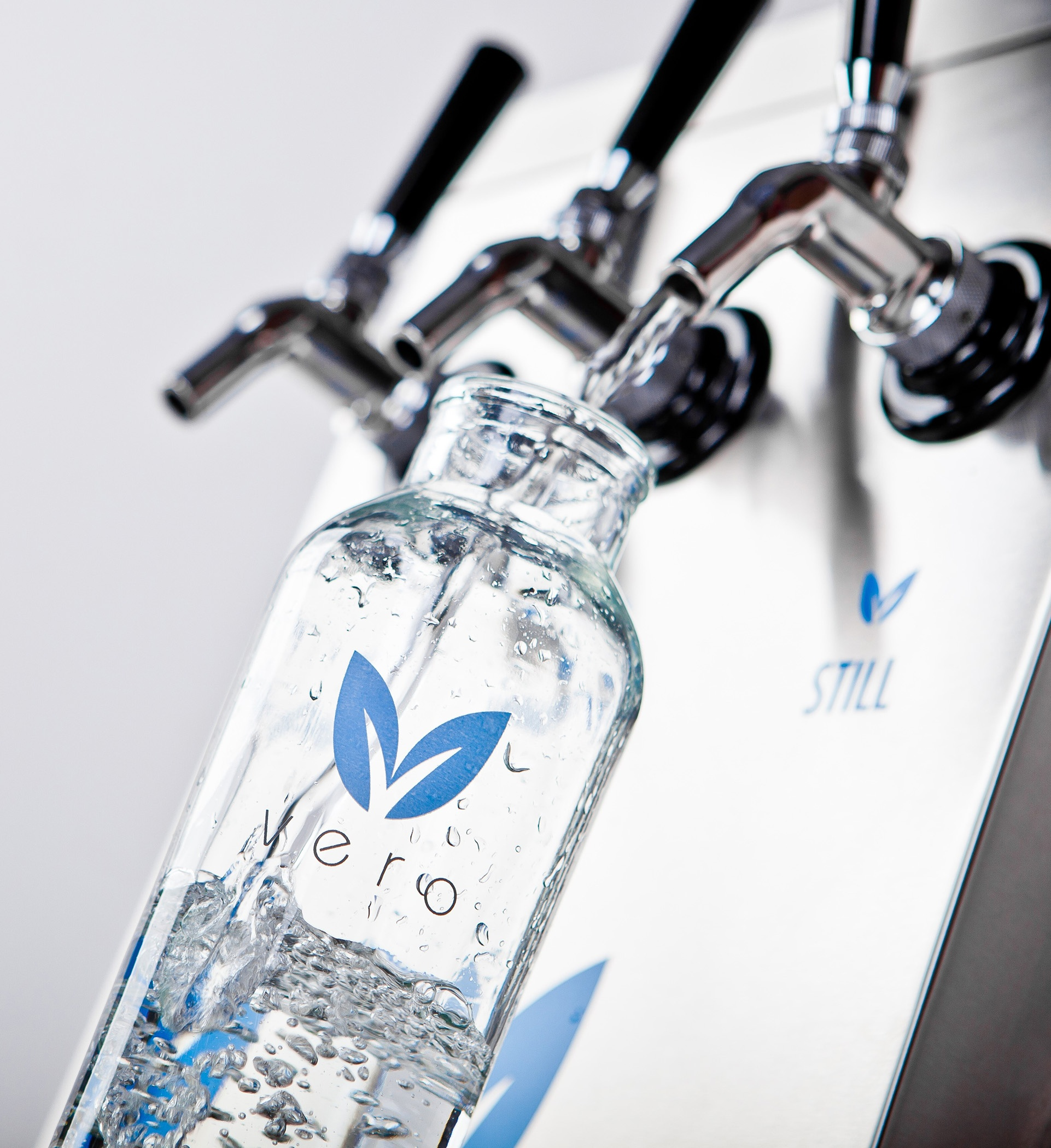 Introducing Vero The Art of Authentic, Pure Water