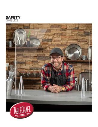 TableCraft Safety Shields