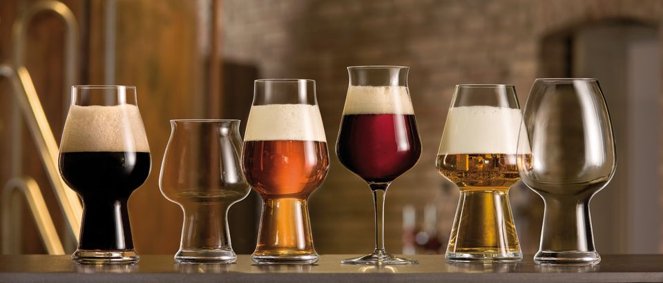 The Importance of a Clean Beer Glass