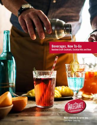 To-Go Beverage Mixer Brochure
