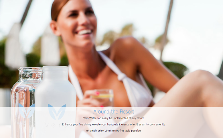Vero Water Service for Resorts